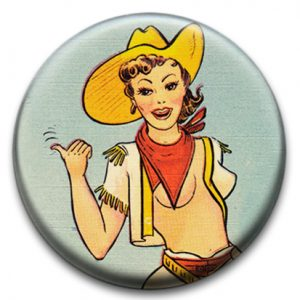 Pin Up Badges
