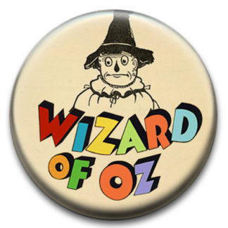 Wizard Of Oz Badges