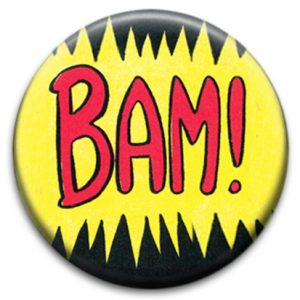 Comic Book Badges
